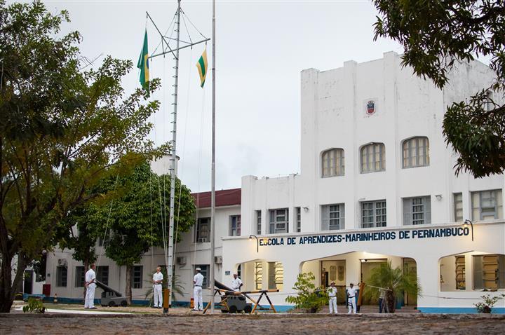 Escola de Aprendizes-Marinheiros de Pernambuco realiza o II Concurso de Fotografia