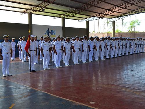 Grupamento de Fuzileiros Navais de Ladário comemora 84° aniversário