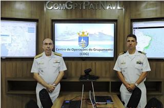 Grupamento de Patrulha Naval do Leste inaugura Centro de Operações