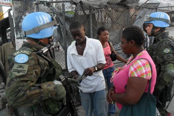 Novo batalhão brasileiro embarca para o Haiti em dezembro