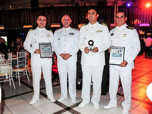Organizações Militares do Com9ºDN são agraciadas com o Prêmio Qualidade Amazonas 2016