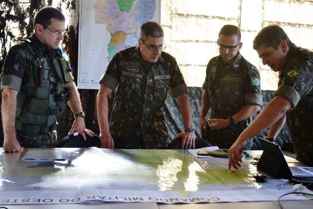 9ª Região Militar realiza Operação Midas Norte
