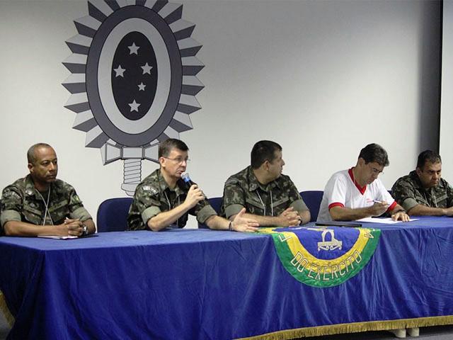Seminário discute legado dos Jogos Olímpicos para o Exército Brasileiro