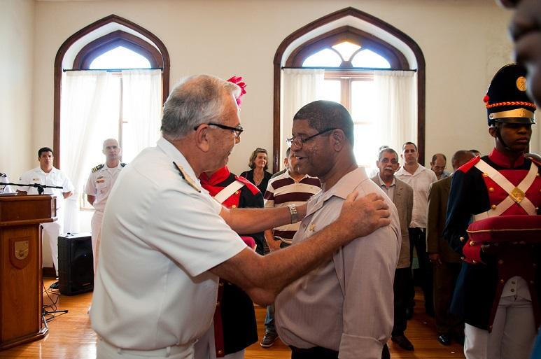 Comando-Geral do CFN comemora o Dia do Servidor Público