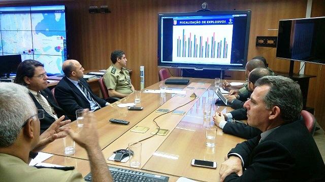 Sistema de Fiscalização de Produtos Controlados integra atividades com órgãos de segurança pública