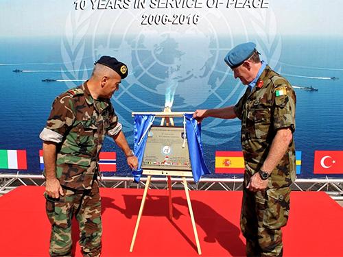 Força-Tarefa Marítima da UNIFIL completa 10 anos de operação no Líbano