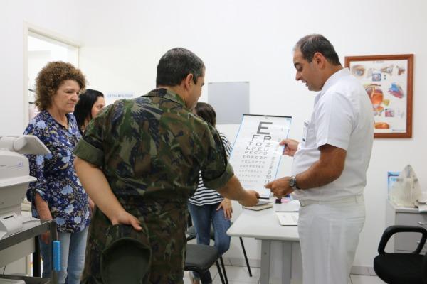 Base Aérea de Florianópolis realiza Ação Cívico-Social para estudantes