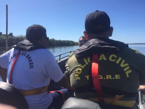 Capitania dos Portos do Paraná qualifica policiais civis e federais