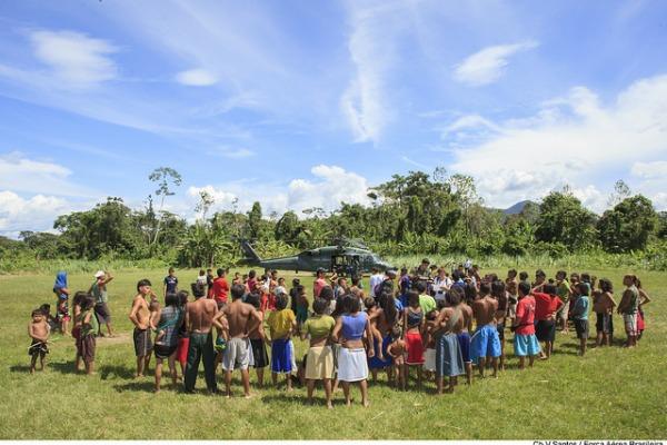 FAB garante expedição de médicos na floresta amazônica