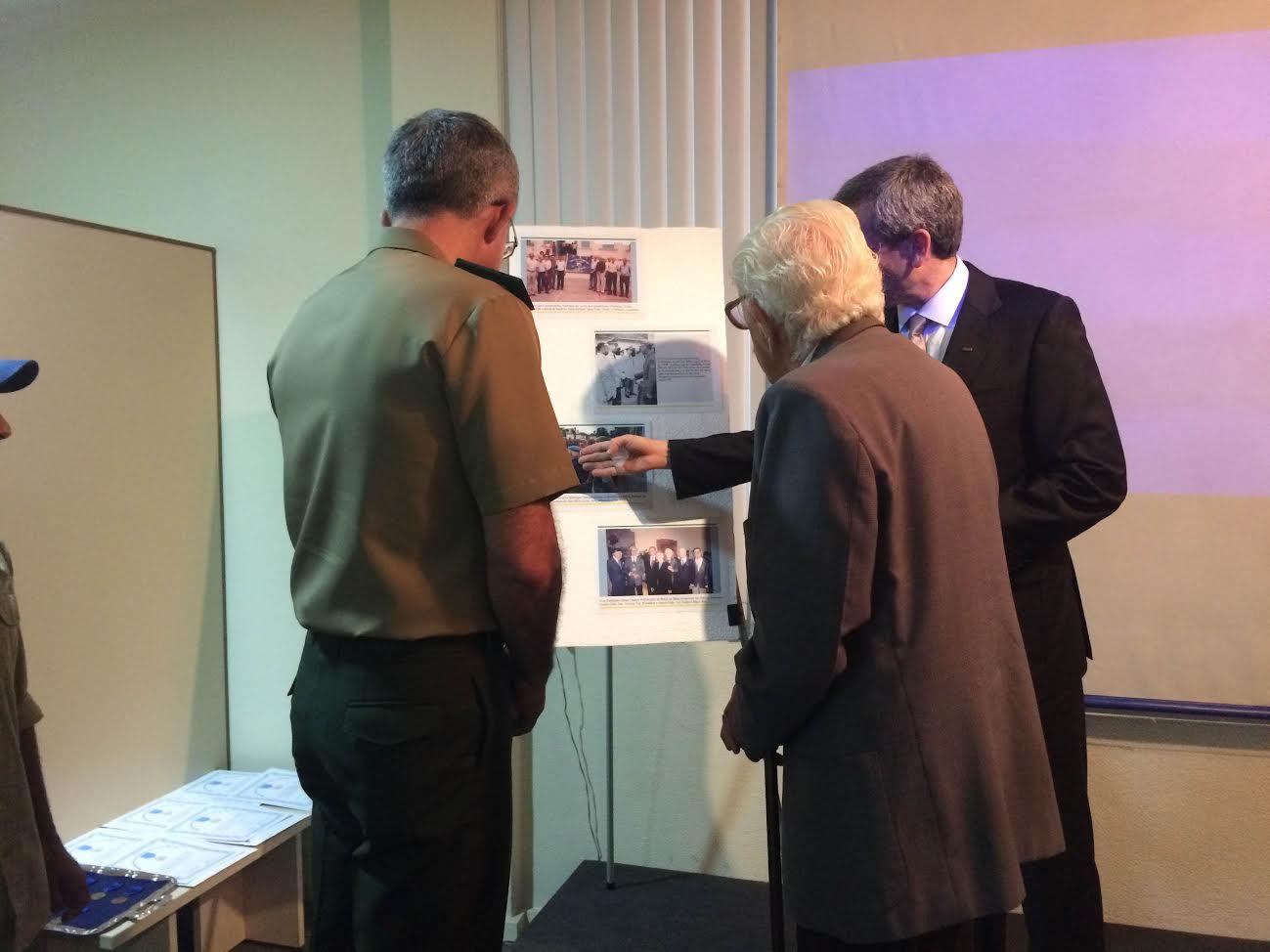 Casa da FEB inaugura Exposição de Fotografias da Família Febiana