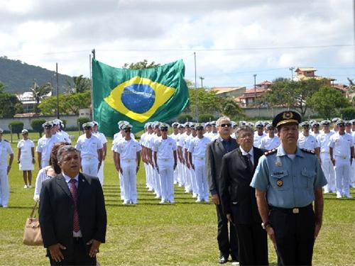 Comando da Força Aeronaval comemora dia do Amigo da Marinha