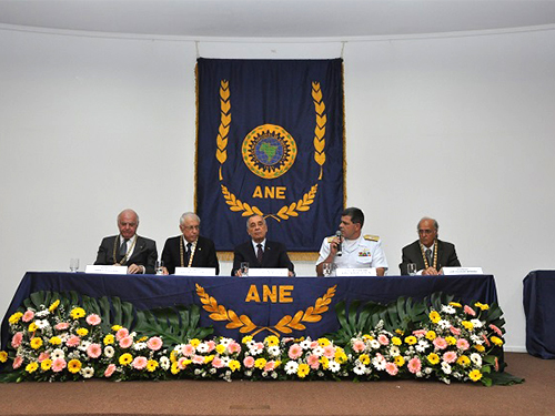 AMRJ sedia cerimônia de posse de novos membros da ANE