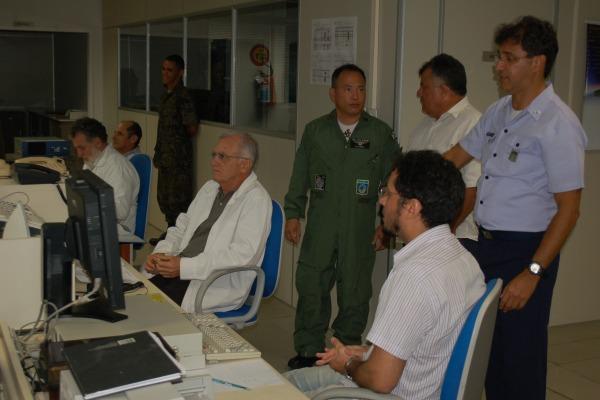 Centro de lançamento da Barreira do Inferno realiza rastreamento do Veículo ARIANE