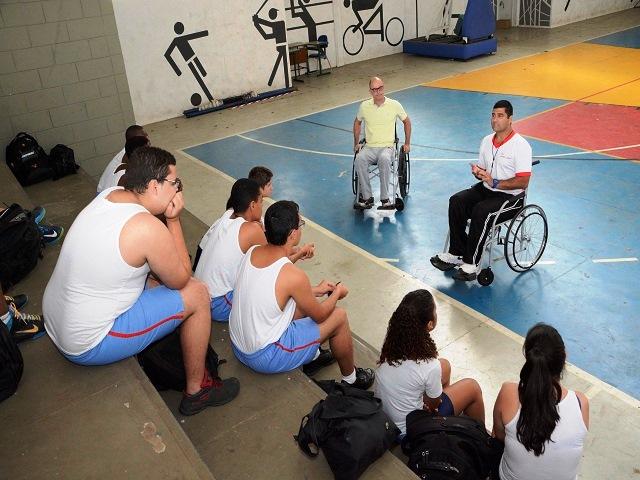 CMJF no caminho da Educação Inclusiva de Alunos com Deficiência