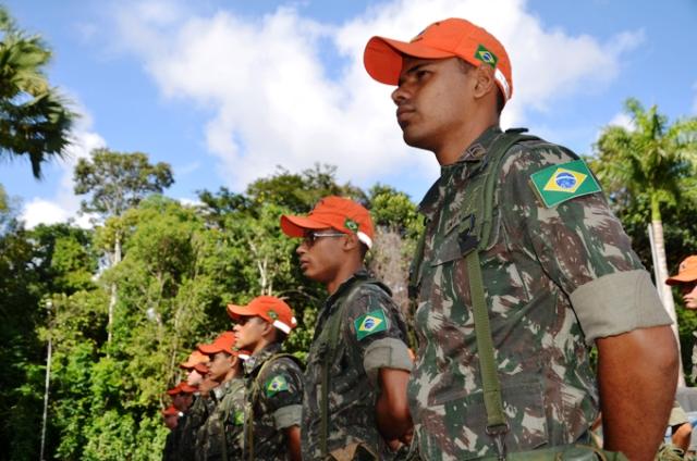 CMNE executa Exercício da Força de Ajuda Humanitária