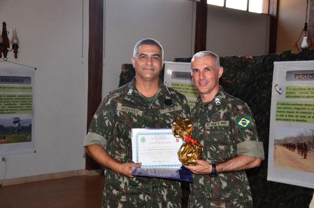 4ª Bda C Mec capacita militares para o Cargo de Adjunto de Comando