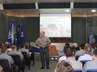 Diretor de Portos e Costas compartilhou experiências que vivenciou enquanto Capitão dos Portos