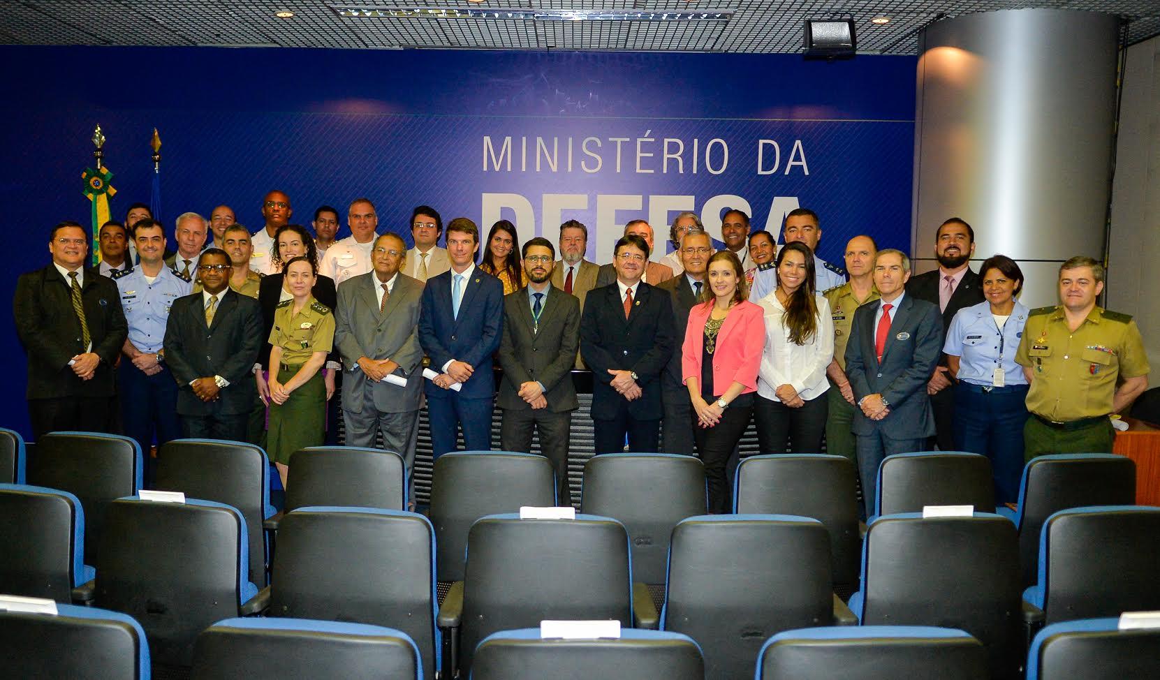 ESG Brasília realiza cerimônia de diplomação do II Ciclo de Estudos e Análise de Crises Internacionais