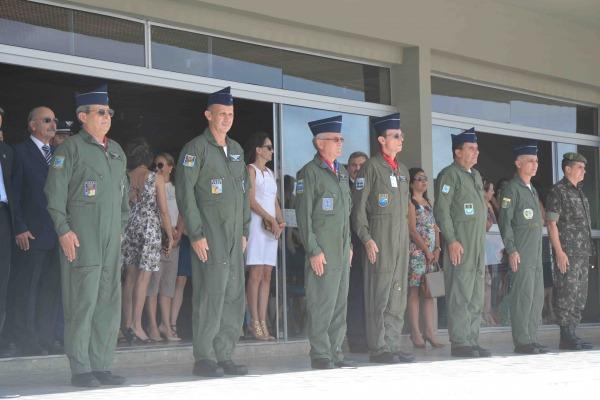 FAB forma mais de 100 novos pilotos de combate