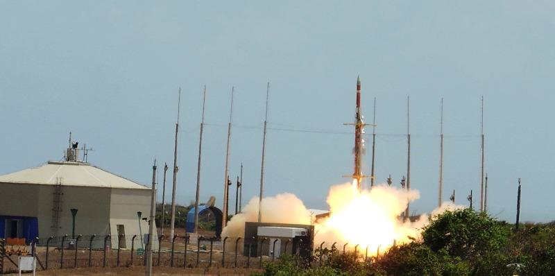 Foguete suborbital é lançado pela FAB no Maranhão