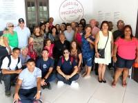 Integrantes do PIM visitam a Ilha das Flores