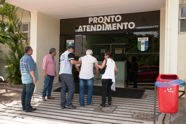 Exército promove revitalização do Sistema de Saúde em Brasília