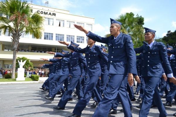 Em Belém, Primeiro Comando Aéreo Regional forma 182 novos soldados