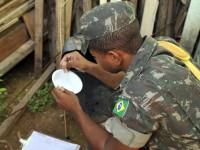 As visitas domiciliares dos efetivos das Forças Armadas serão acompanhadas de agentes de saúde