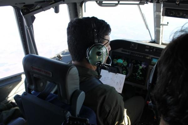 Foram realizados ensaios no solo e em voo