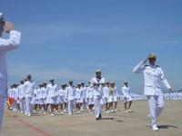 Cerimônia militar do Comando da Força Aeronaval