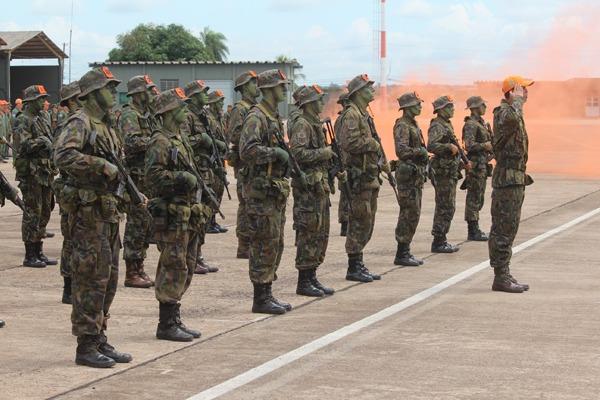 FAB reforça equipe com 40 novos militares especialistas SAR
