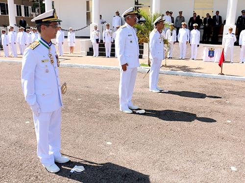 Comando do 6° Distrito Naval tem novo Comandante