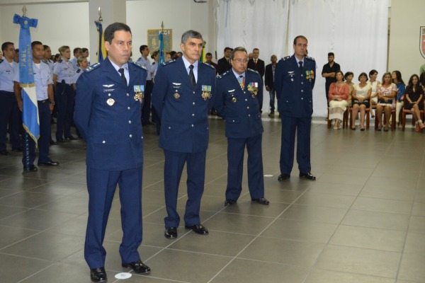 FAB ativa Centro de Apoio Administrativo no RJ