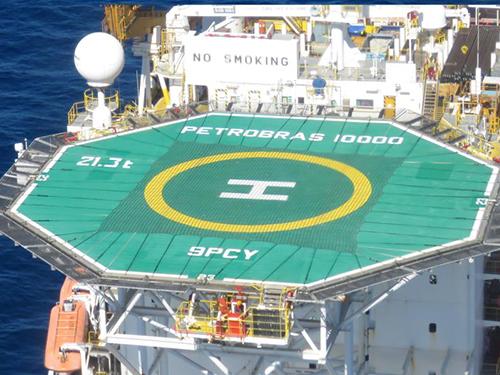 Diretoria de Portos e Costas atualiza Norma da Autoridade Marítima sobre Helideques