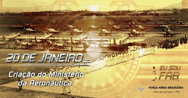 Aniversário de 76 anos da Força Aérea Brasileira