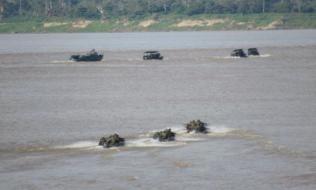 Comando Militar da Amazônia realiza a Operação Machifaro III