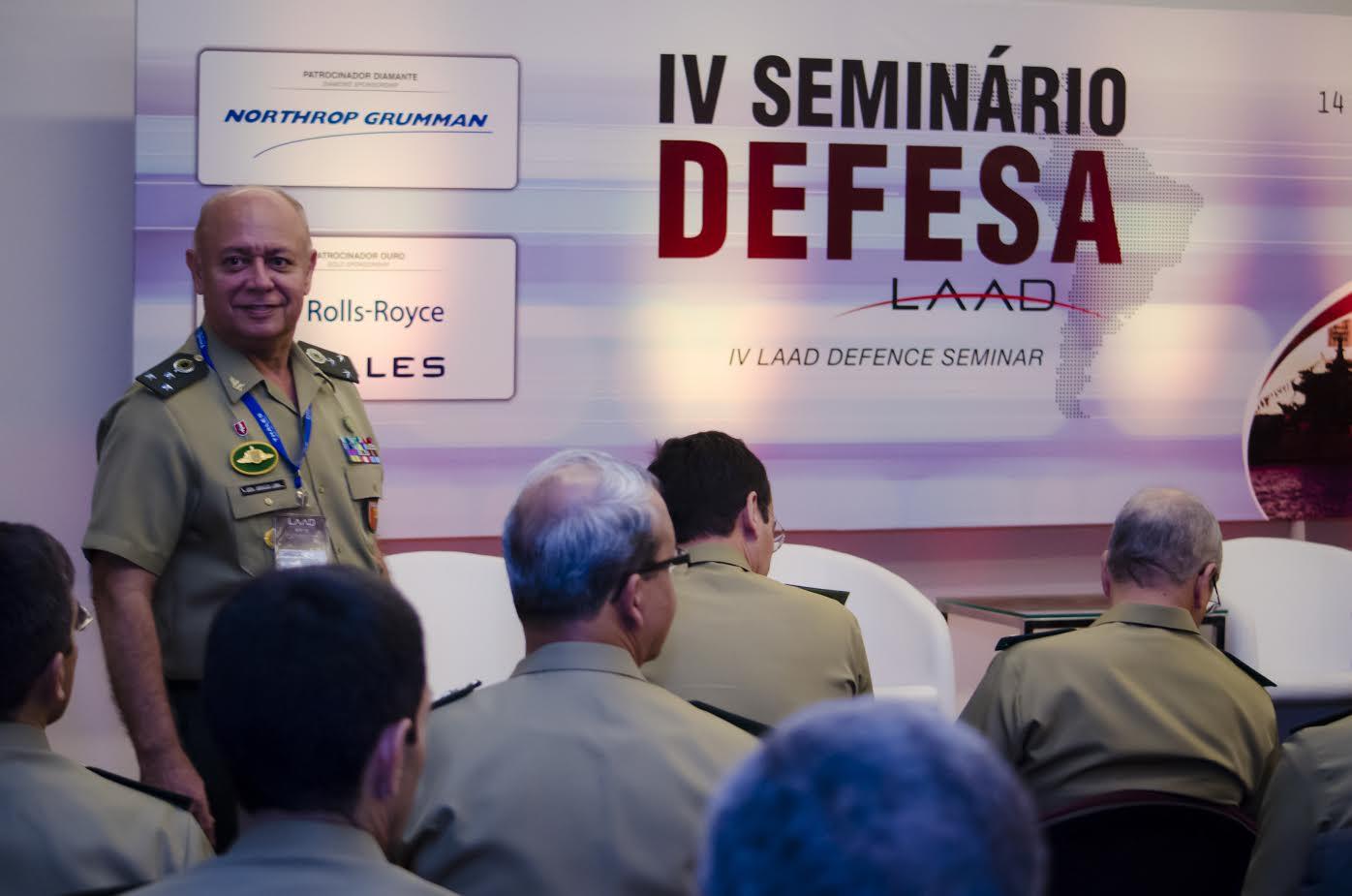 Encontro internacional sobre defesa e segurança reunirá especialistas, empresas e autoridades no Rio de Janeiro