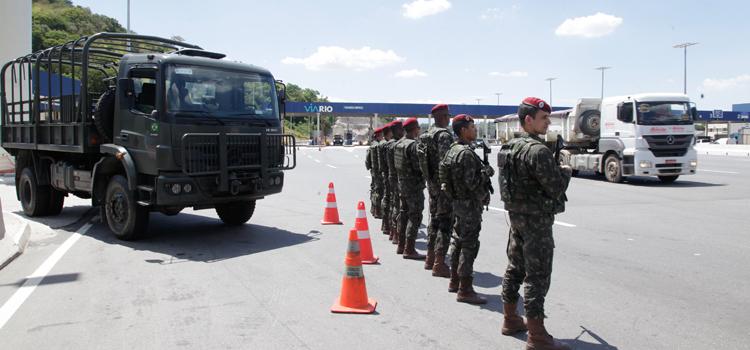 Operação Carioca: ação de fuzileiros navais frustra assalto na Rodoviária Novo Rio
