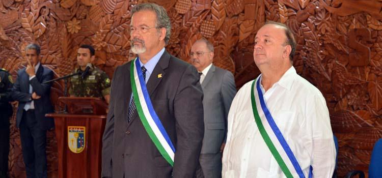 Brasil e Colômbia serão implacáveis contra narcotraficantes que atuam na fronteira