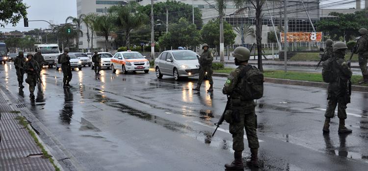 Operação Capixaba: 3 mil homens vão patrulhar municípios do Espírito Santo