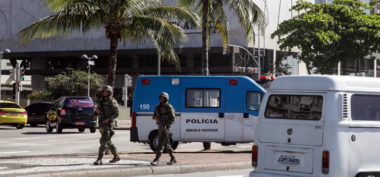 Operação Carioca: segurança pública funciona sem alterações no Rio