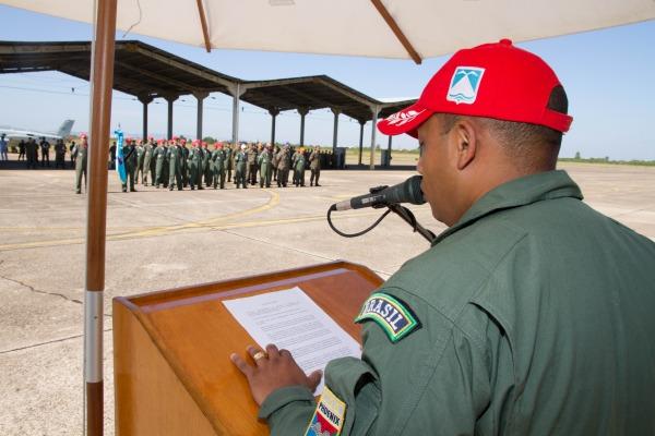 Cerimônias militares marcam aniversários de esquadrões da FAB