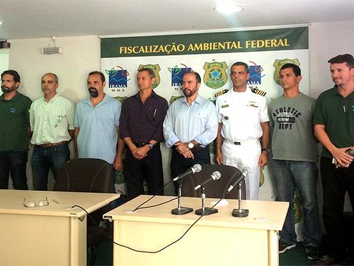CPRJ participa de workshop promovido pelo IBAMA