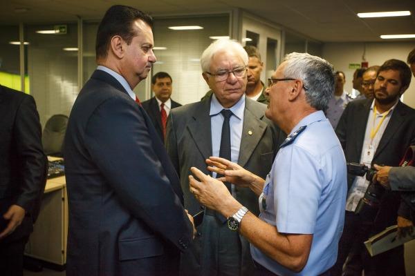"""""""Brasil ganha eficiência no sistema de segurança nacional"""", afirma Ministro Gilberto Kassab"""