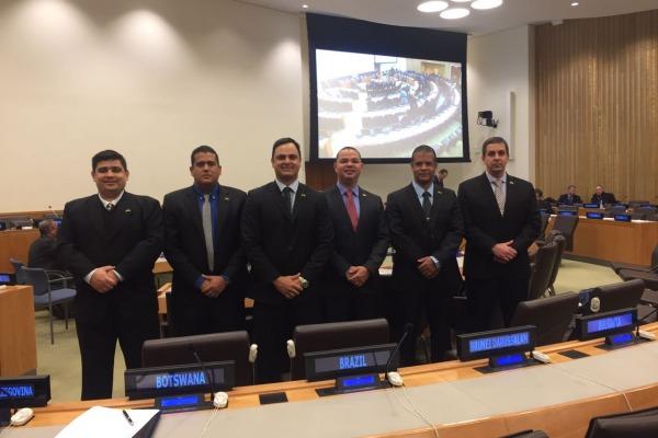 FAB participa de evento sobre as operações de paz da ONU