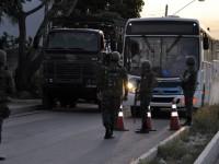 A Operação Capixaba segue com ações de patrulhamento e postos de bloqueio