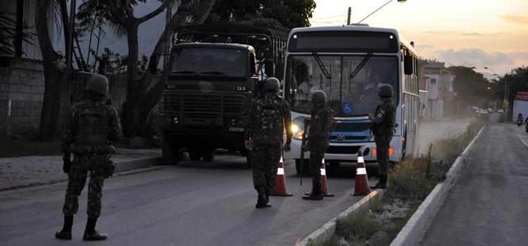Governo federal libera R$ 100 milhões para Defesa utilizar nas GLOs e varreduras em presídios
