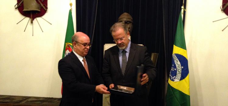 Brasil e Portugal assinam acordo de cooperação na área de defesa