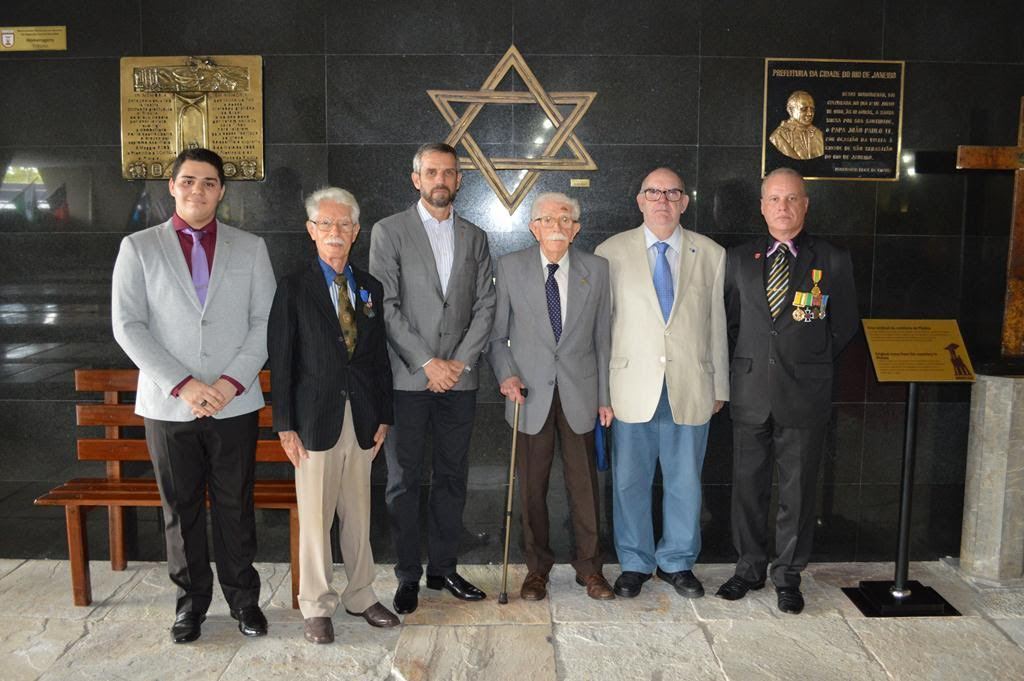 O veterano Israel Rosenthal completa 96 anos