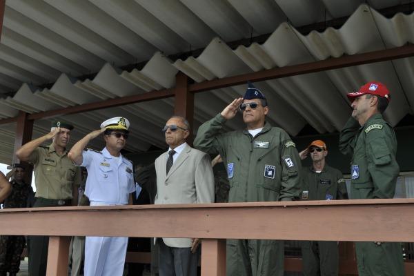 Ativada nova unidade da FAB na Bahia